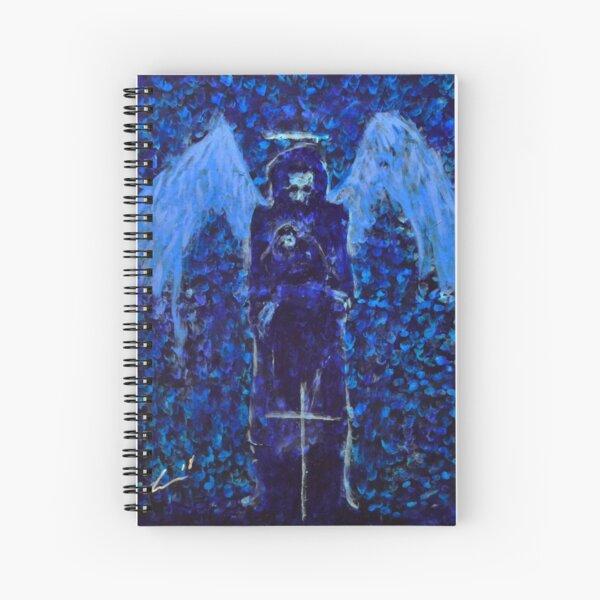 Guardian Ghost Spiral Notebook