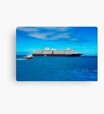 The MS Westerdam Canvas Print