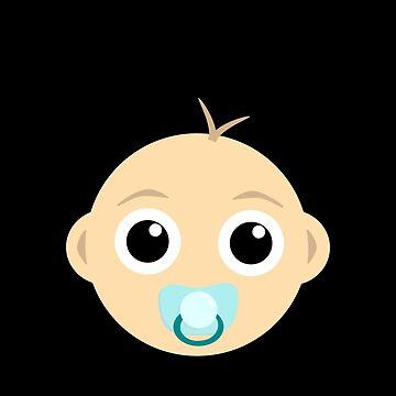 newborn baby boy  by MisterSmithers