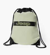 Jeep Rough Drawstring Bag