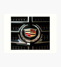 logo Emblem Art Print