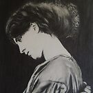 PRE RAPHAELITE DRAWING by suzanblac