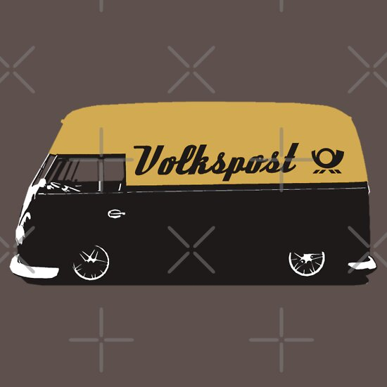 TShirtGifter presents: Volkspost