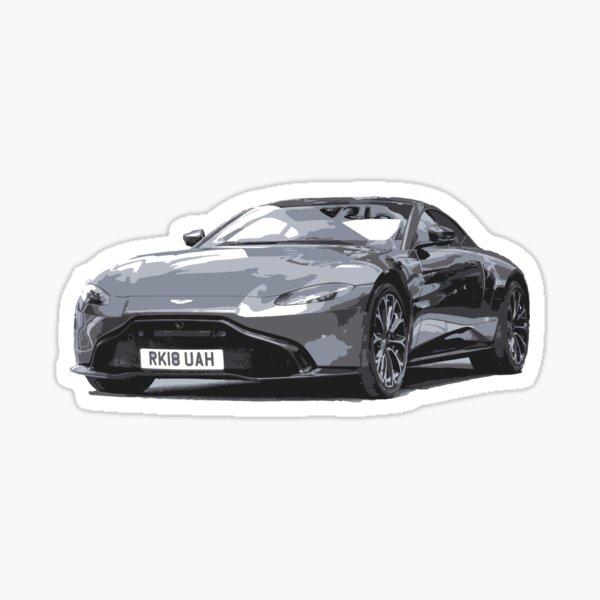 Aston Martin Stickers