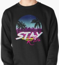 Stay Retro - Miami Vice Synthwave Nights  Pullover