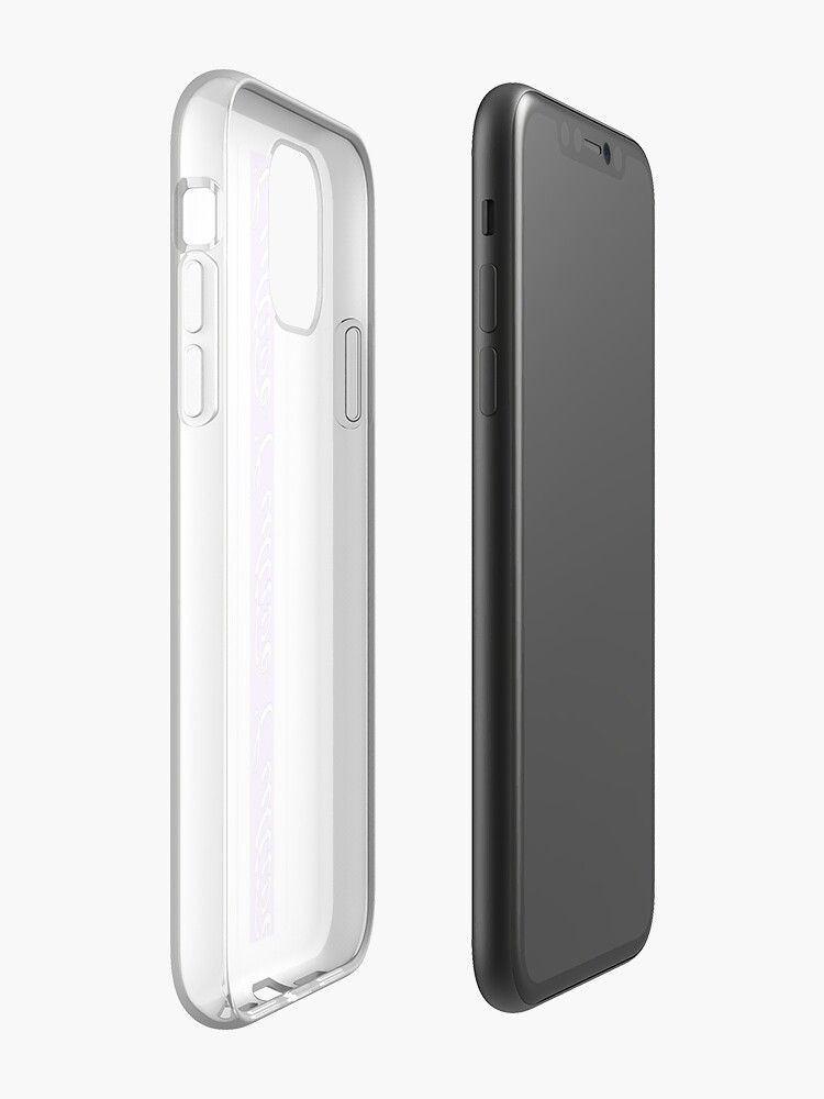 Coque iPhone « Collection Cultive SS1 - 'linéaire' », par chrishartley