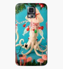 Electric Squid Case/Skin for Samsung Galaxy