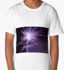 Fireworks - Purple Haze Long T-Shirt