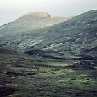 Into Druimuachdor Pass from Intercity 125 Scotland 19840920 0022 by Fred Mitchell
