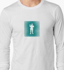 Mars Monster Long Sleeve T-Shirt