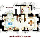 Rosehill Cottage from THE HOLIDAY - Ground floor by Iñaki Aliste Lizarralde