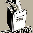 Bookworm by Denys Golemenkov