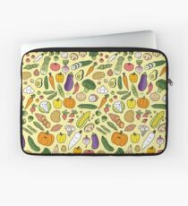 Veggie Friends Doodle Laptoptasche