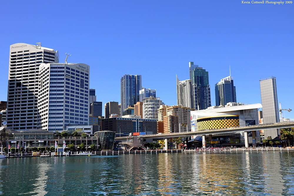 Darling Harbour by Kevin Cotterell