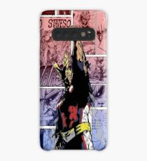 All Might, Symbol of Peace! Phone Cover by KarlMoose -   Case/Skin for Samsung Galaxy