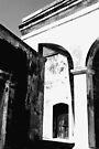 Doorway - San Juan by Kent DuFault