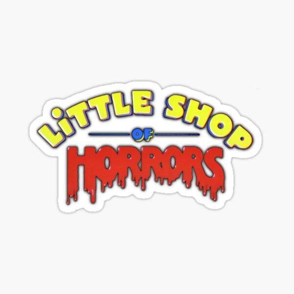 Little Shop of Horrors musical Sticker