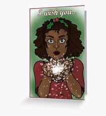 I wish you... Greeting Card