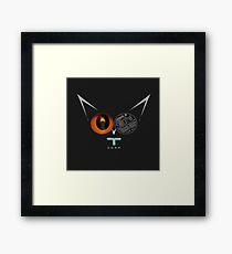 Tyrell Owl Framed Print