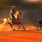 The chase is on by socalgirl