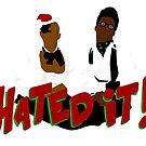 Ho Ho Hated It!!! by WakingDream