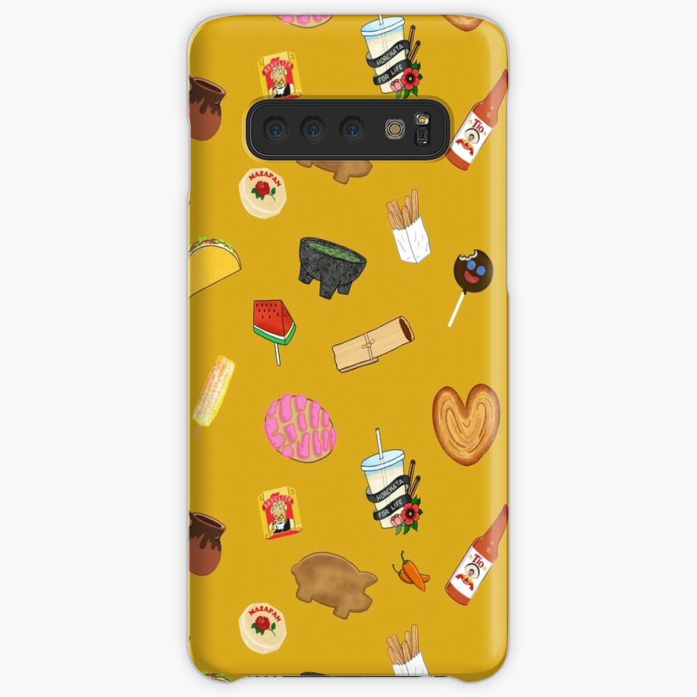 Antojitos - Gelb Hüllen & Klebefolien für Samsung Galaxy