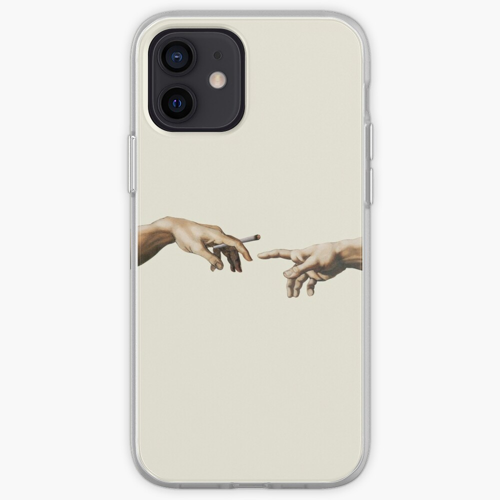 Joint pass - The Creation of Adam iPhone Case & Cover