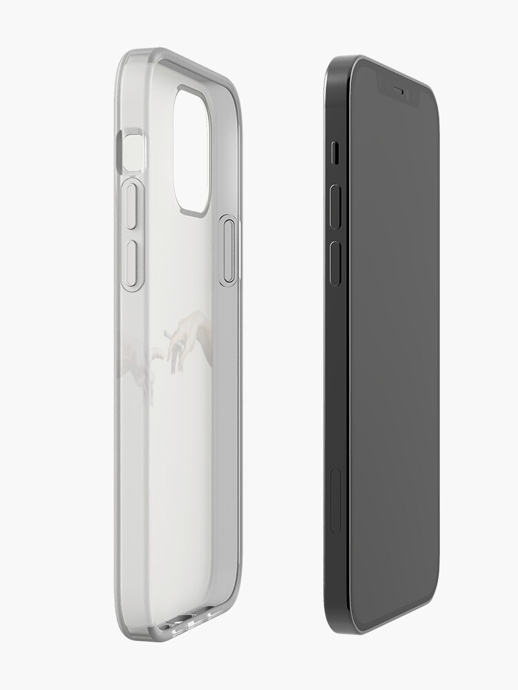 Alternate view of Joint pass - The Creation of Adam iPhone Case & Cover