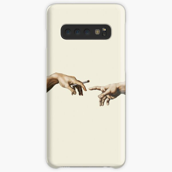 Joint pass - The Creation of Adam Samsung Galaxy Snap Case
