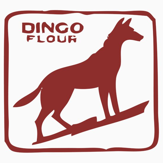 TShirtGifter presents: Dingo Flour Mill