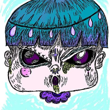 Demon baby by Creris-Lonatora