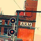 street 6106 MELBOURNE by MAGDALENE CARMEN
