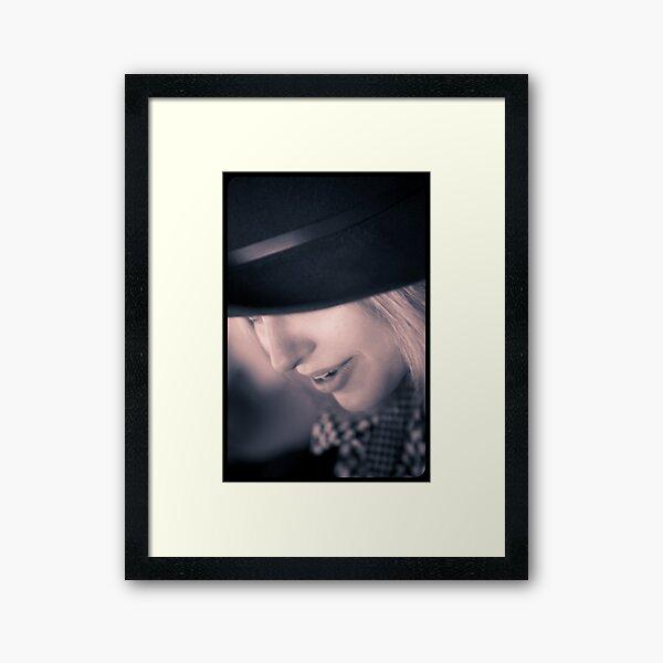 Ana - classic Framed Art Print