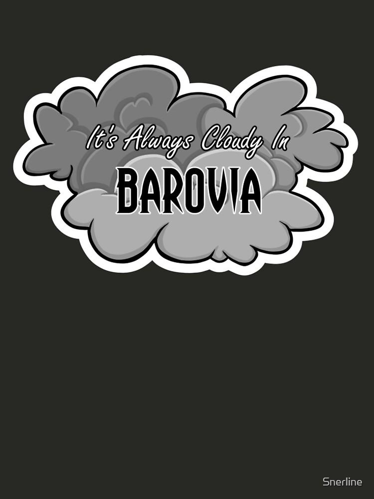 In Barovia ist es immer bewölkt von Snerline