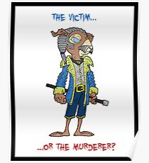 the guinea pig murders 7: the victim... or the murderer? Poster