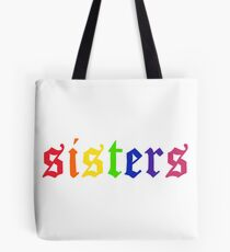 James Charles - Rainbow Sisters (White) Tote Bag