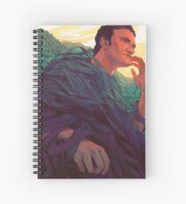 Tarantino Spiral Notebook