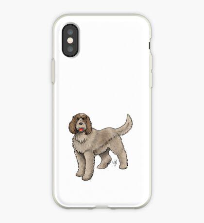 Spinone Italiano iPhone Case