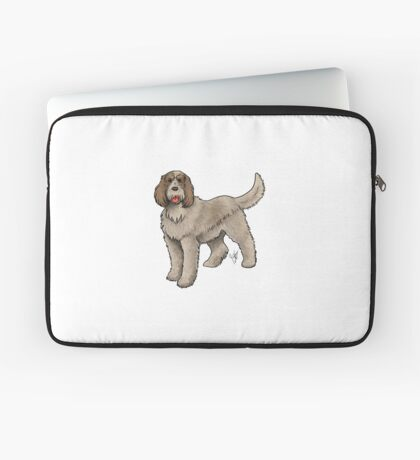 Spinone Italiano Laptop Sleeve