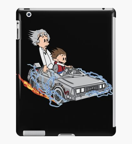 Great Scott !!! iPad Case/Skin