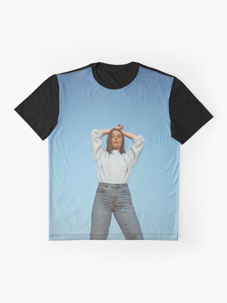 Alternative Ansicht von Maggie Rogers Grafik T-Shirt