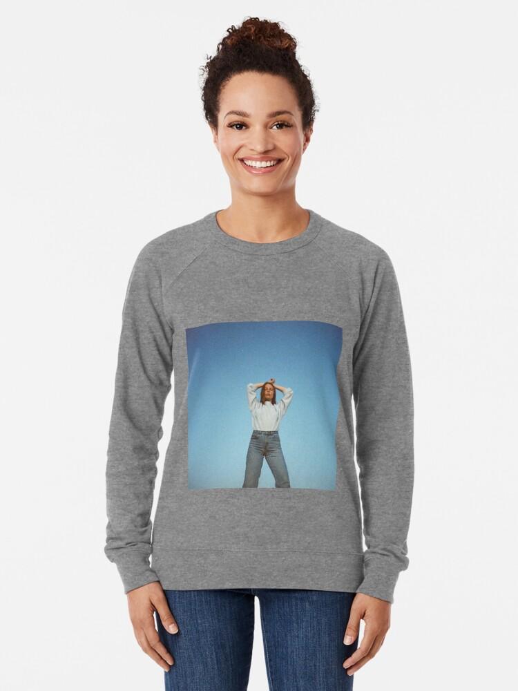 Alternative Ansicht von Maggie Rogers Leichtes Sweatshirt