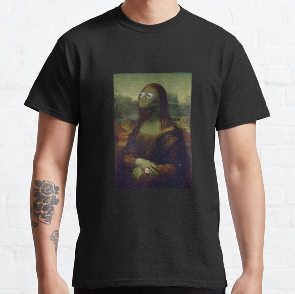 Mona Kermit Classic T-Shirt