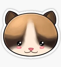 Siamese cat Kawaii Sticker