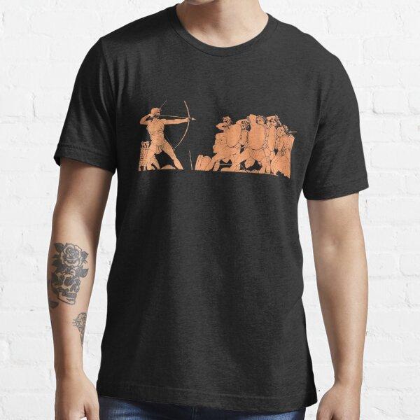 Odysseus returns to Ithaca Homer Essential T-Shirt