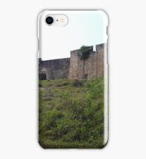 a desolate Ghana landscape iPhone Case/Skin
