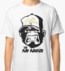 Ink Junkie - Tattoo Art - Monkey Cartoon Classic T-Shirt