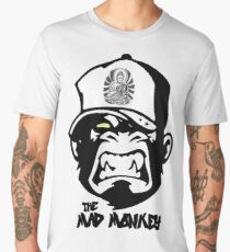 Buddha - Buddhism - Faith - Religion - Monkey Cartoon Men's Premium T-Shirt