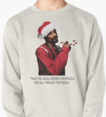 Snoop Dogg Christmas Pullover