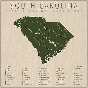 South Carolina Parks by FinlayMcNevin